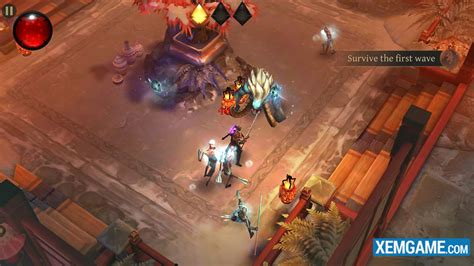 Blade Bound 1 bladebound được xem như người kế thừa của huyền thoại diablo