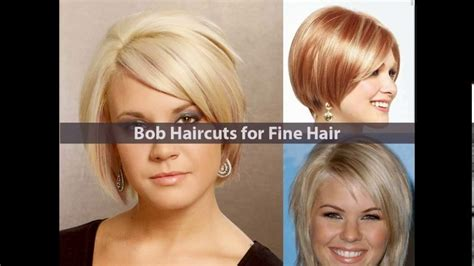 youtube best haircuts for fine hair short stacked haircuts for fine hair youtube