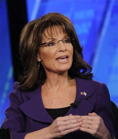 sarah palin pictures videos breaking news sarah palin is out as a fox news channel contributor