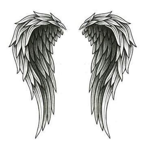 cross angel wings tattoo designs wings for design 187 a to z