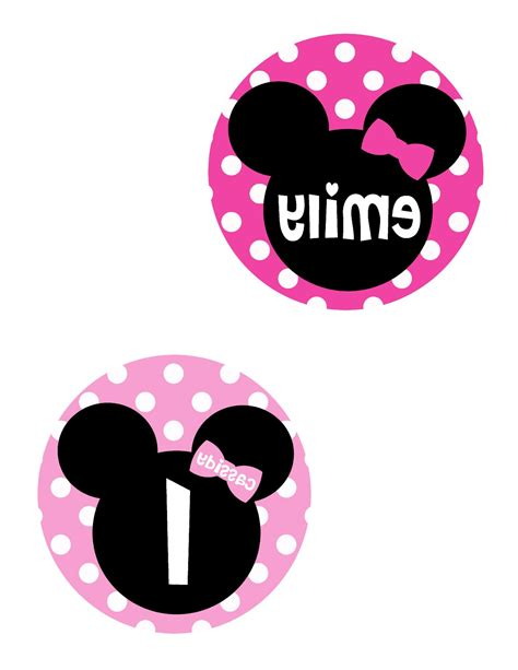 free printable minnie mouse bow template minnie mouse bow template image collections template