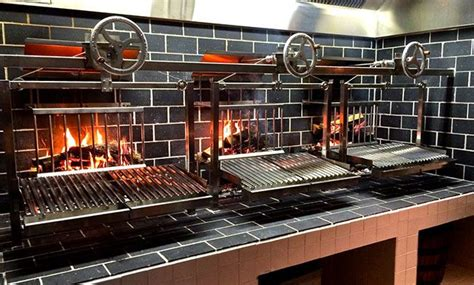 Resturant Grill by Grillworks Inc Wood Grills This Must Be Heaven