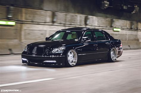 slammed lexus ls430 quality all around gio s lexus ls430 stancenation