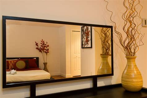 Cermin Cembung Besar memperluas rumah hanya dengan menempatkan cermin jual beli sewa rumah apartment tanah