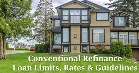 conventional house loan refinance my mortgage insider