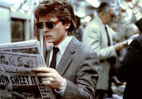 michael j fox bright lights big city bright lights big city amc international