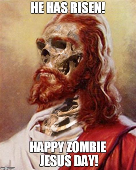 Zombie Jesus Meme - the walking dead jesus imgflip