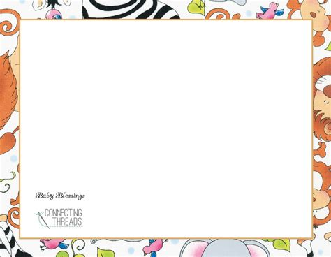 8 best images of baby quilt labels printable free
