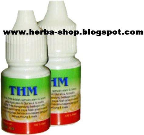 Obat Tetes Telinga Kloramfenikol herba shop t h m teling hidung mata obat tetes