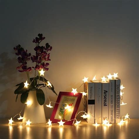 Unique Decorative String Light For Holidays Home Designing Unique String Lights