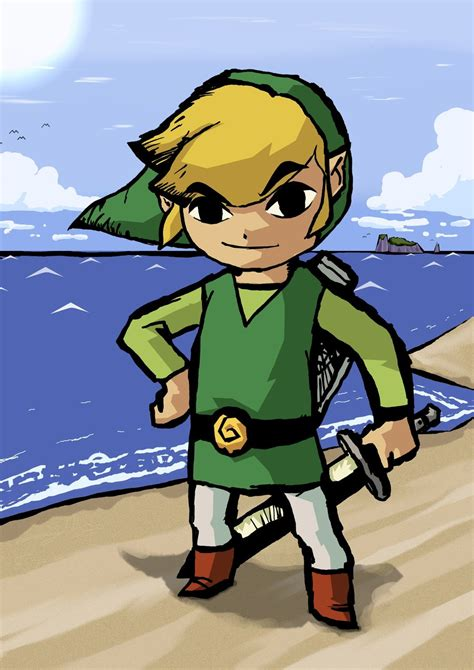 wind waker zelda pattern zelda wind waker by ma5h on deviantart