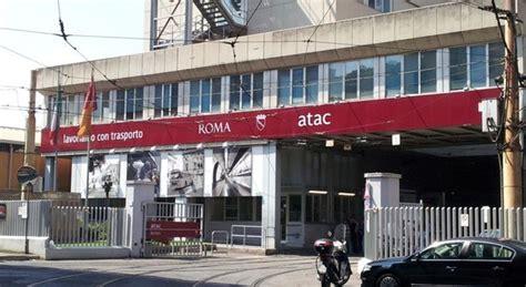 Sede Atac Roma Roma Ipotesi Accordo In Atac Pi 249 Ore Di Lavoro E Un
