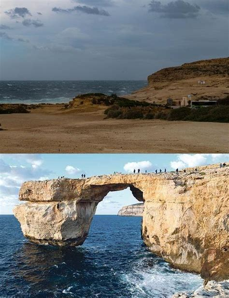azure window collapsed times of malta the azure window lost and gone forever