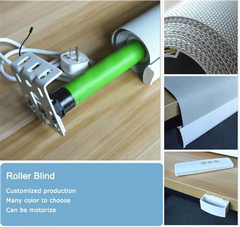 motorised roller blinds diy crafts
