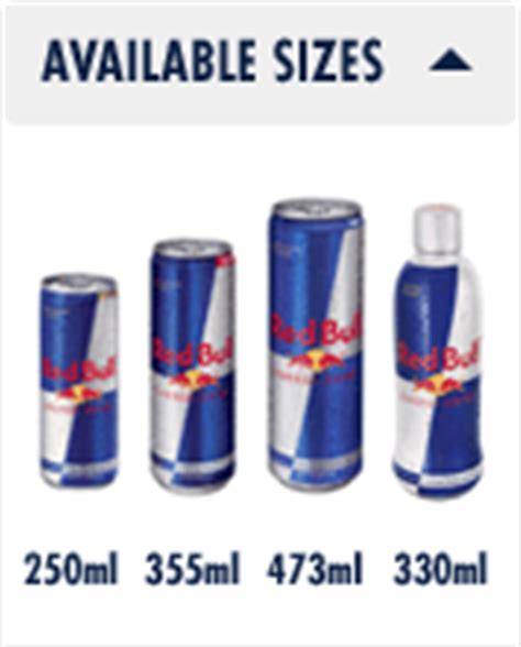 energy drink quora what are the different bull can sizes quora
