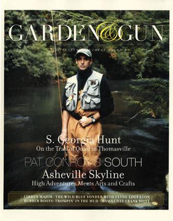 Garden And Gun by A New Magazine The Garden Gun Mr Magazine