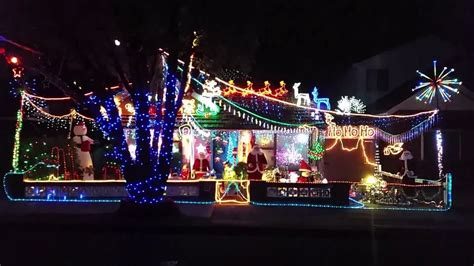 2015 christmas lights display part 4 15 21sec mcdonald