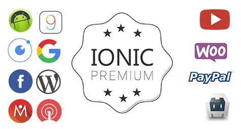 themeforest ionic app ionicpremium s profile on themeforest