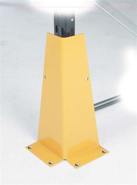 Shelf Protector Plastic by Shelf Space Warehouse Barrier Rack Protection