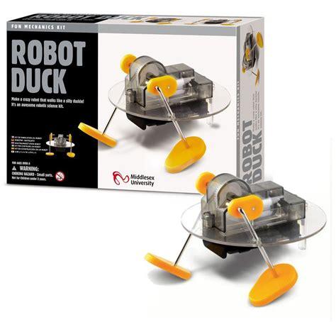 robot duck kit tinkersphere