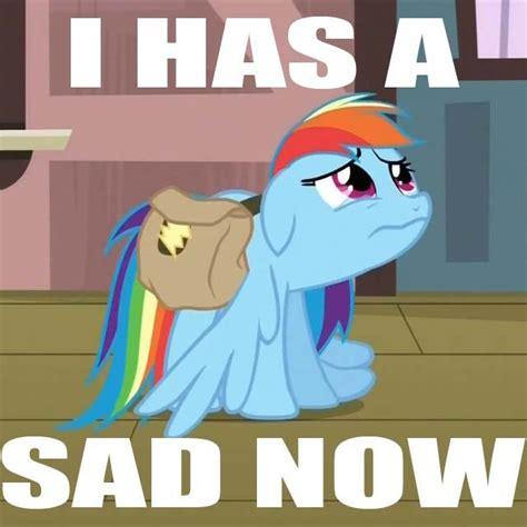 sad meme google search cartoons   pony mlp
