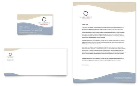 business consulting letterhead business consulting letterhead templates professional