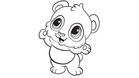 baby panda coloring pages bestofcoloring coloring pages of pandas ba coloring pages printable 23122