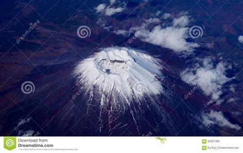 imagenes volcan japon vue a 233 rienne du volcan du mont fuji du japon photo stock