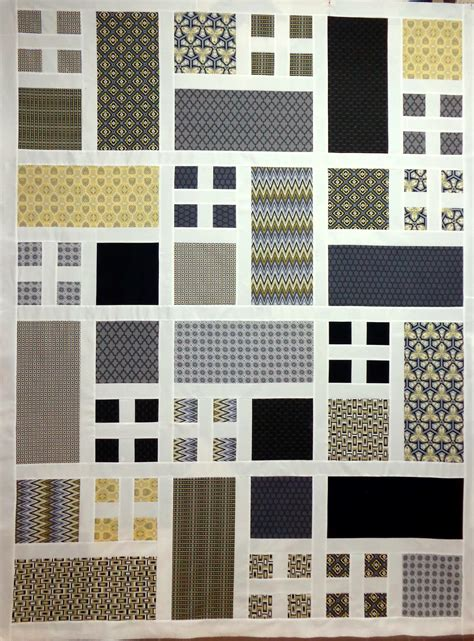 Simple Modern Quilt by Cw Quilts Sometimes Easy Modern Quilt
