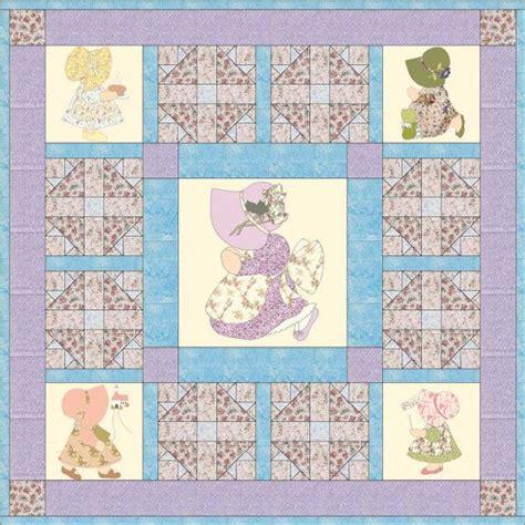 quilt pattern sunbonnet sue easter sunday sunbonnet sue quilt pattern
