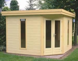 denny flat roof garden sheds
