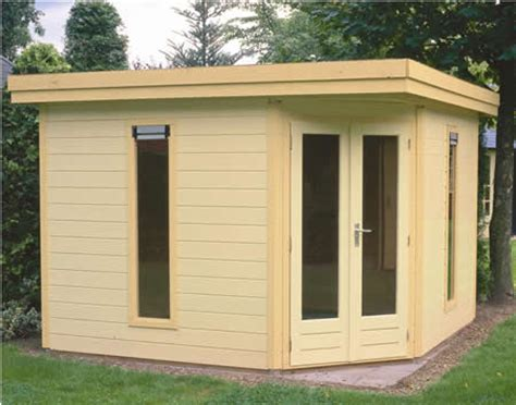 Flat Shed Roof by Denny Flat Roof Garden Sheds