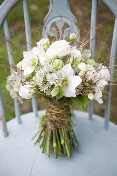bouquet tulipes blanches beau bouquet de fleurs