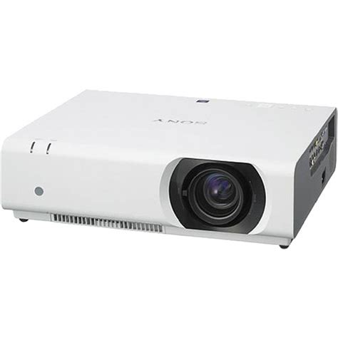Projector Sony 3000 Lumens sony vplcx275 5200 lumens xga basic installation vpl cx275 b h