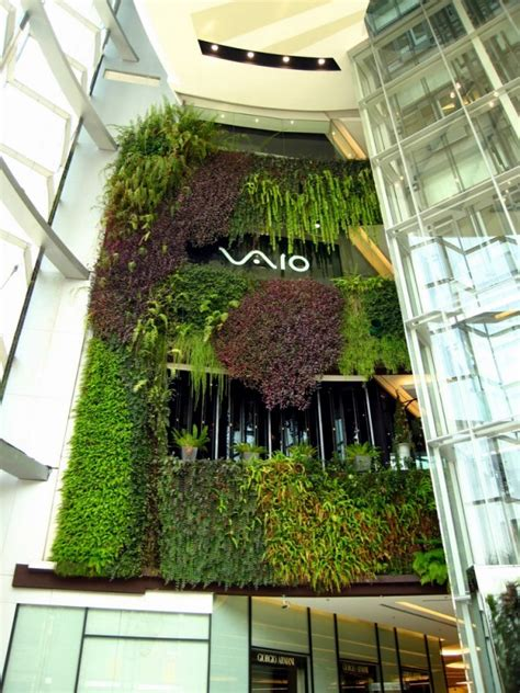 Vertical Garden Design Pdf Vertical Gardens Inside And Outside A Bright Future For