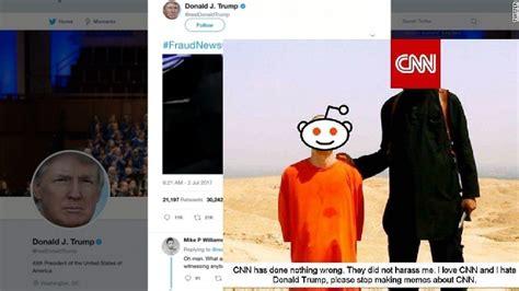 Reddit Meme Maker - cnn tracks down person who made trump wwe meme strongarms