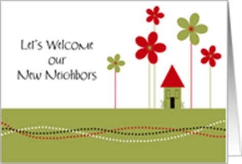 Welcome To The Neighborhood Invitations From Greeting Card Universe Welcome To The Neighborhood Card Template