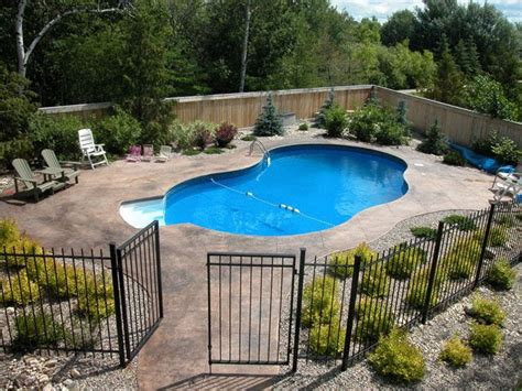 best 10 pool fence ideas on pinterest pool landscaping