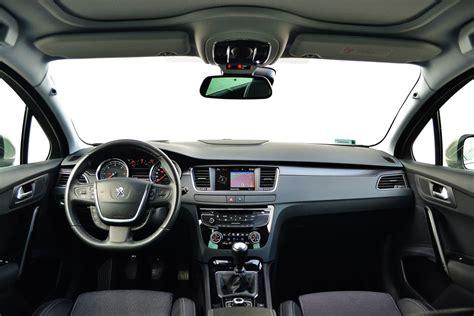 peugeot 508 interior 2013 peugeot 508 sw 2 0 hdi allure wszechstronność po