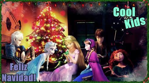 feliz navidad you tube children christmas plays the big four elsa cool feliz navidad