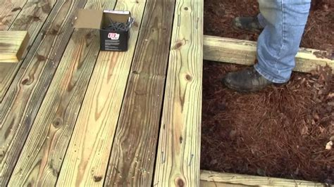 tips  decking  shed ramp    youtube