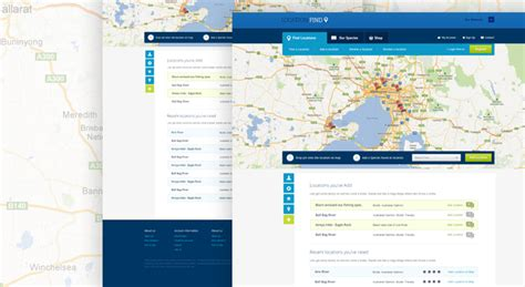 Location Find Mapping Website Template Free Psd Psdexplorer Find Website Template