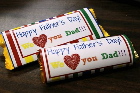 free food for fathers day s day gift ideas with free s day bar