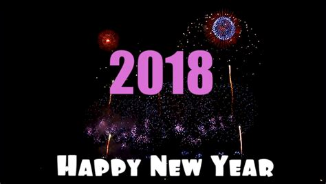 new year 2018 time animated happy new year 2018 images moving gif animation