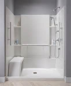 sterling shower stalls with seat quotes