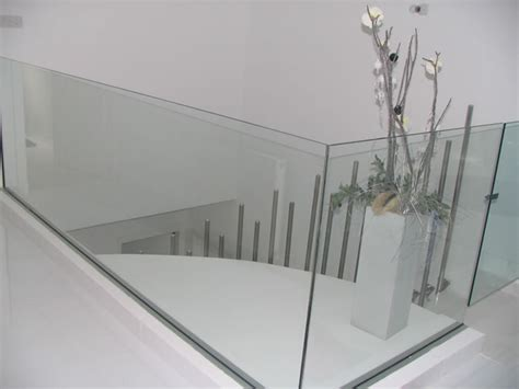 Stainless Steel Banisters by Stainless Steel Stair Banisters Technometaliki