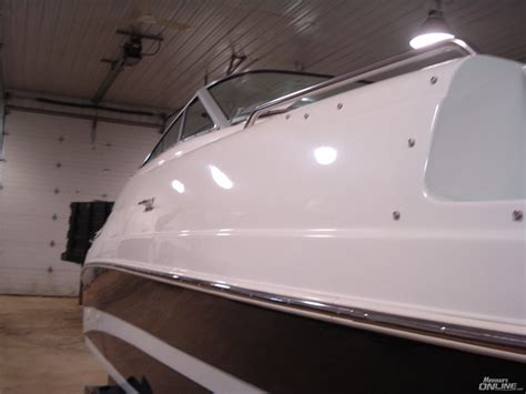 how to remove heavy oxidation from fiberglass boat boat detail 50 hrs remove oxidized fiberglass