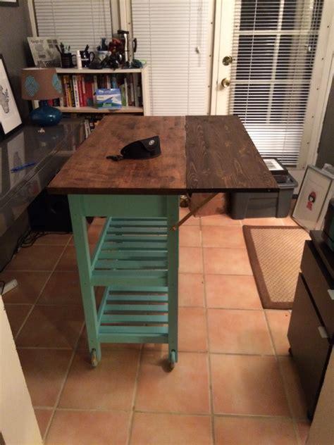 hacking ikeas foerhoeja kitchen cart nadeem khan medium