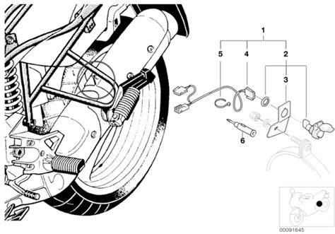Bmw Motorrad Outlet by Genuine Bmw Plug Housing For Accessory Outlet Socket R