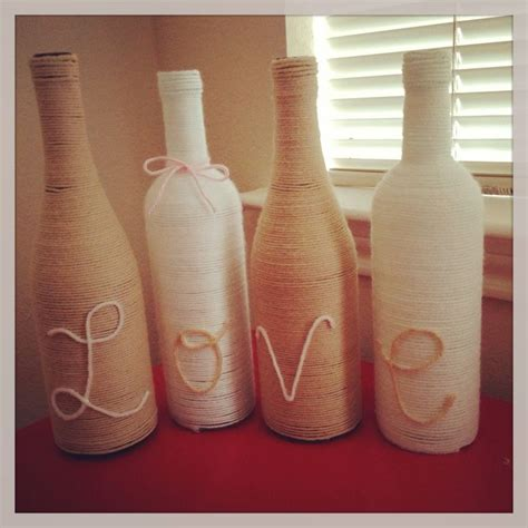 wine bottle diy crafts diy pinterest